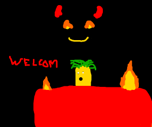 Pinapple GOES TO HELL