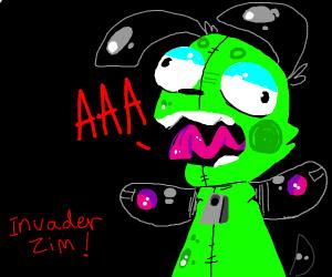 Invader Zim!