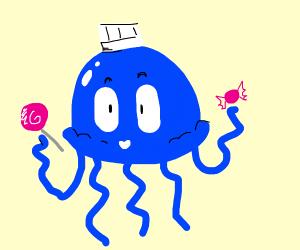 Jellyfish Candy Maker