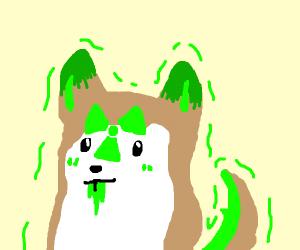 Radioactive doggo