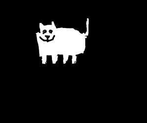 The annoying dog(Toby fox)(undertale)