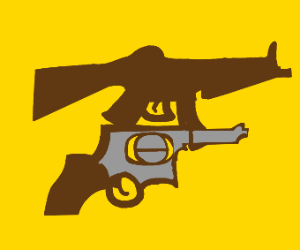 These are two guns