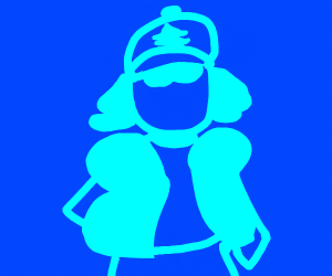 dipper from gravity falls