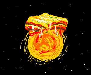 Lasagna on the Sun