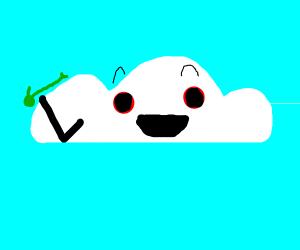 cloud getting high