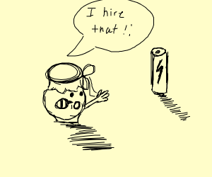 Honey hiring Battery