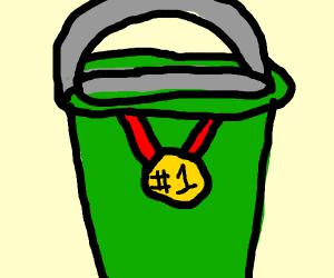 Champion Bucket