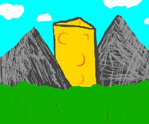 Very big Cheese