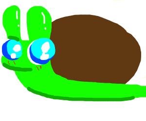 kawaii snail UWWWUU