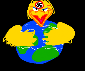 Supreme Ruler Big Bird