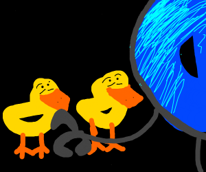 Drawception ducks don't want to be used