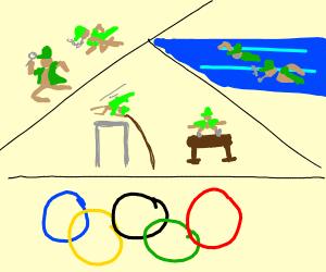Detective Olympics
