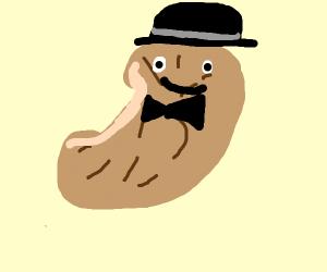 shiny bean w/bowtie
