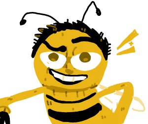 Bee from the Bee Movie