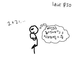 Idiot pio
