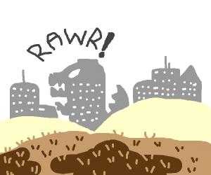 T-Rex Building