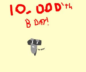 Year 10,000 Nail