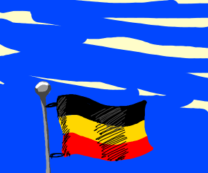 german flag, but it has a wrong order
