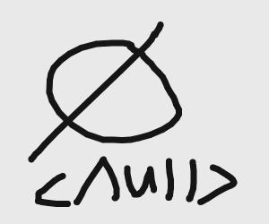 <null>