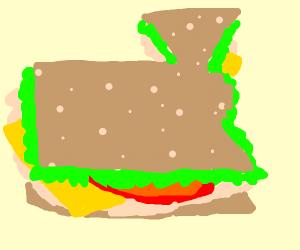 Train Sandwich