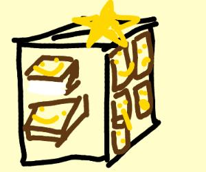 Magical Bookshelf