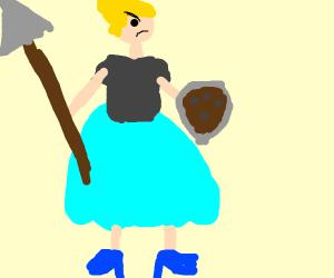 Cinderella goes to war