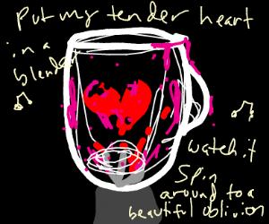 Heart in Blender