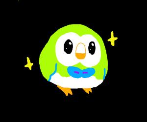 Shiny Rowlet