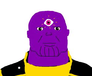 Thanos's third eye