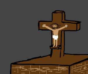 Crucified Jesus