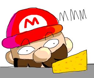 Mario and Cheese