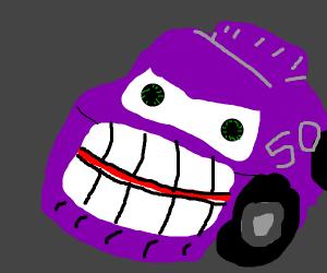 Thanos Cars, The movie