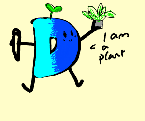 Drawception is a plant
