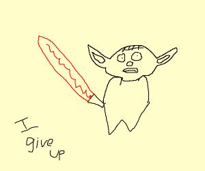Dark Yoda