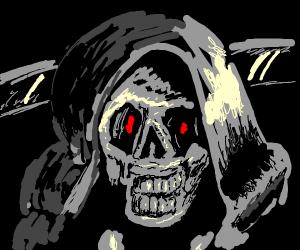 Jolly Grim Reaper