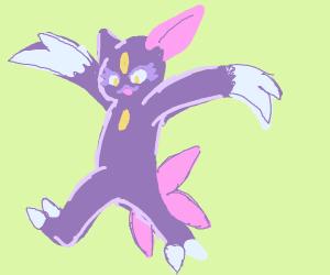 Purple Sneasle