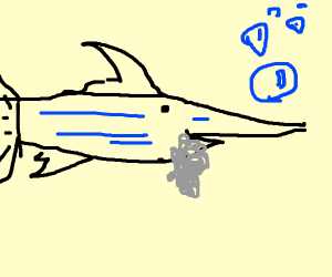 Swordfish from 10,000 B.C.