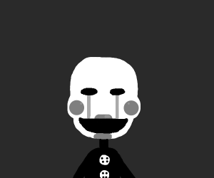 The Marionette from FNAF.