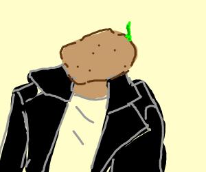 Greaser potato