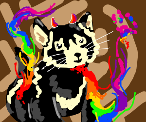 Tasmanian Devil Artwork