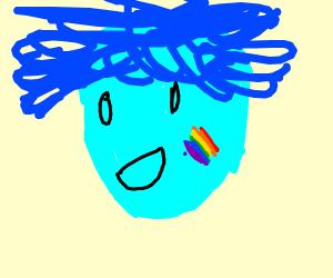 Gay Rooney Doodle