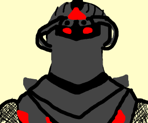 Black Knight (Fortnite) - Drawception