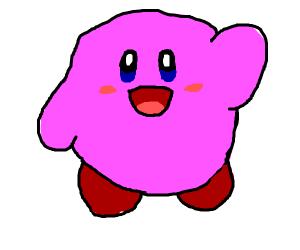 Kirby says Hi!