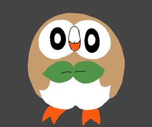 pokemon grass owl