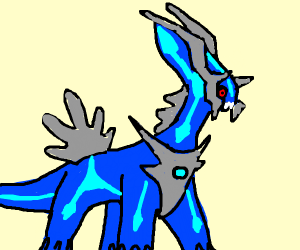 Are you approaching me, Dialga?