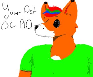 your first oc PIO