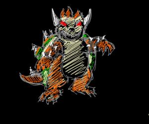 Demonic Bowser