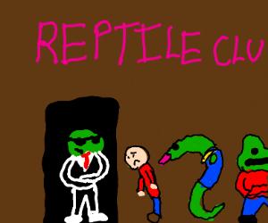 reptile club