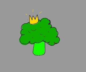 king broccoli