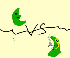 metapod vs fancy metapod